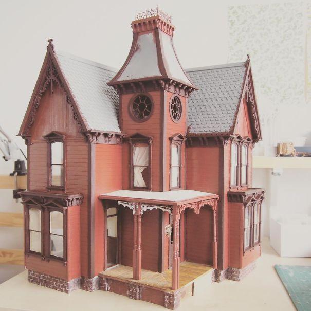 mobiliario en miniatura 19