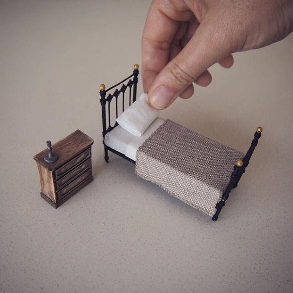 mobiliario en miniatura 2
