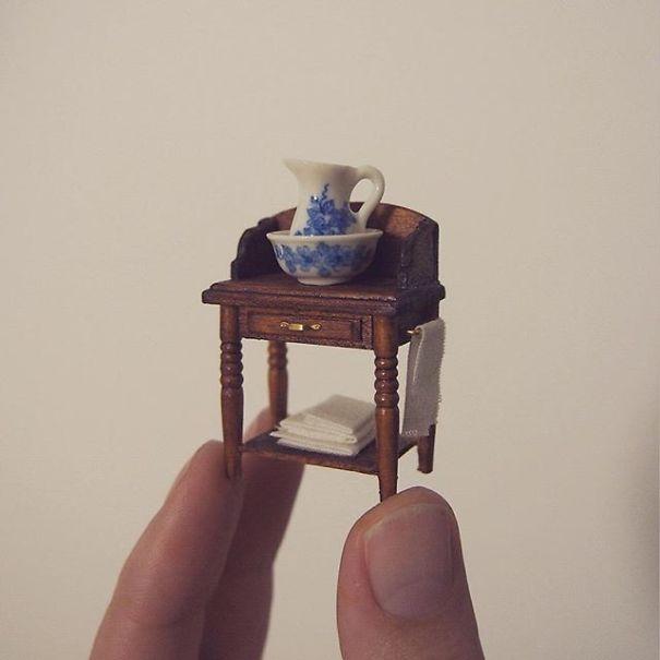 mobiliario en miniatura 3