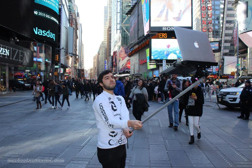 palo selfie para MacBook 8