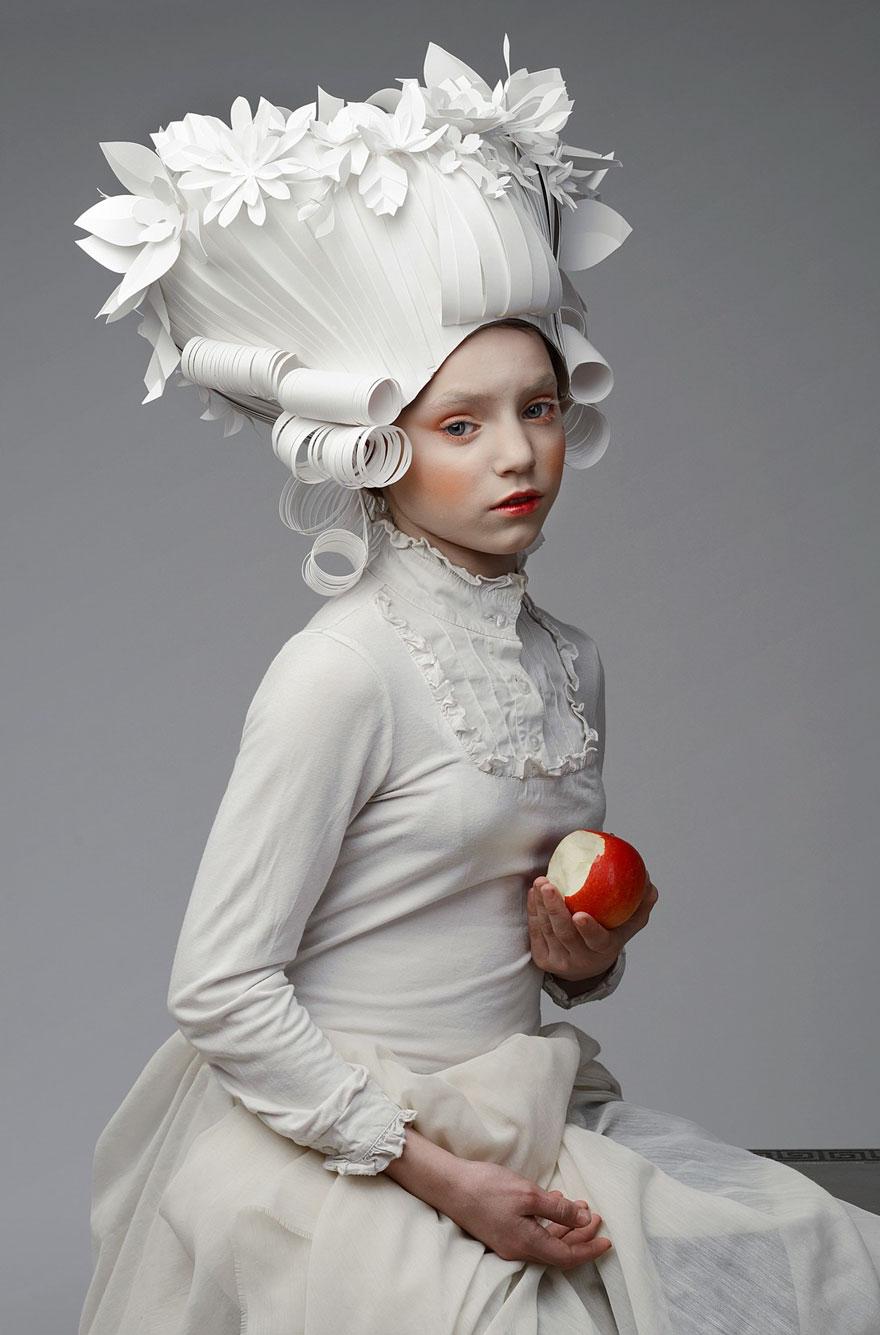pelucas estilo barroco 1