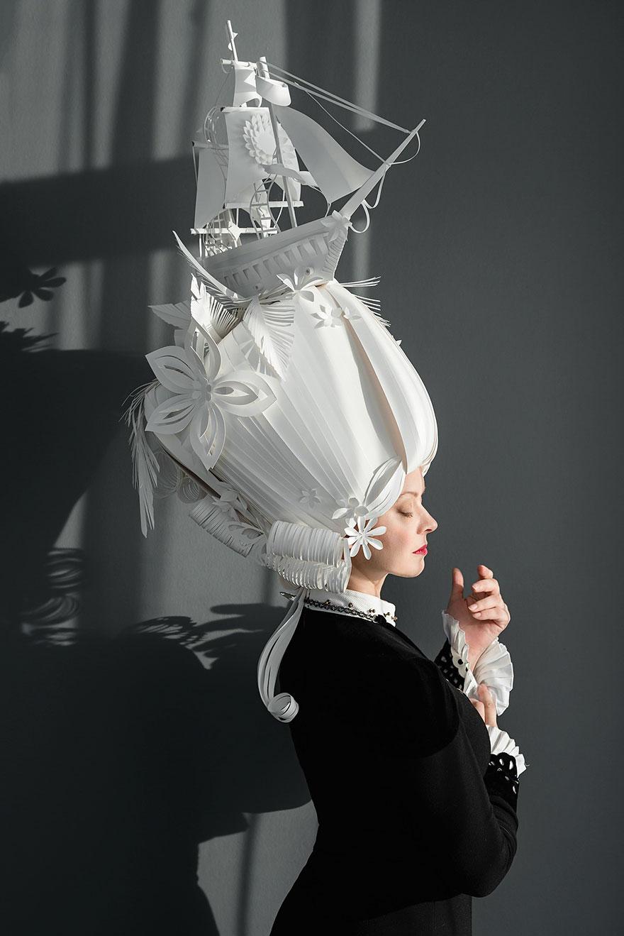 pelucas estilo barroco 2