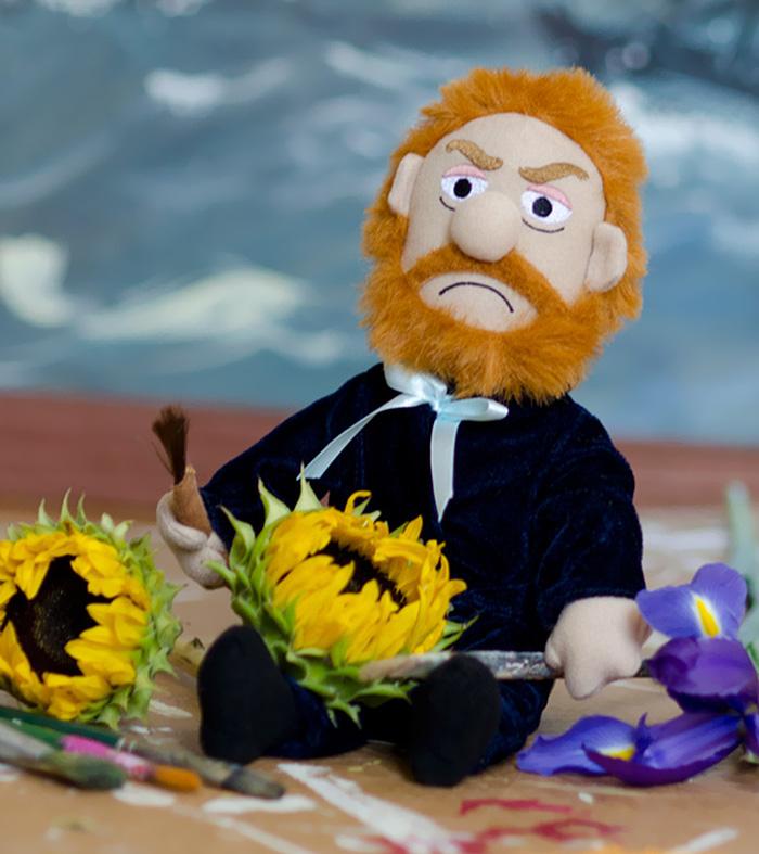 pelucha de Van Gogh 3