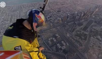 salto Burj Khalifa 360