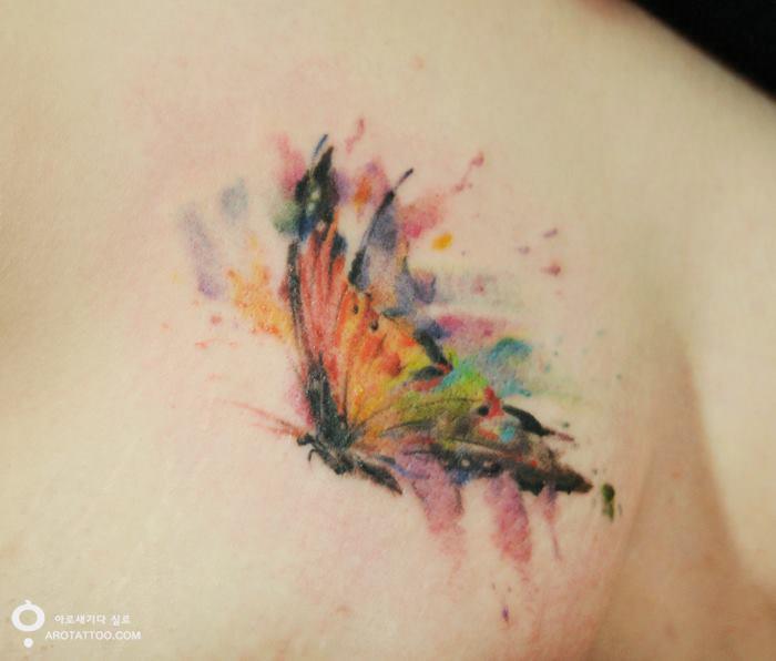 tatuajes florales 10