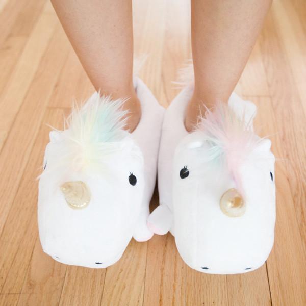 Zapatillas De Zapatillas Unicornio De Luces Con Con Con Unicornio Luces Unicornio Zapatillas De Zapatillas Luces De nfnxAP