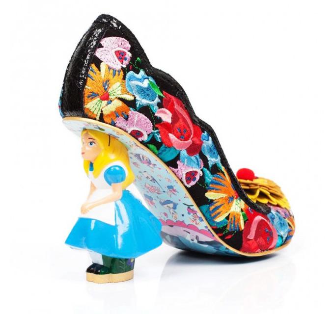 zapatos Alicia en el Pais de las Maravillas 1