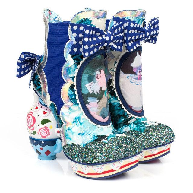 zapatos Alicia en el Pais de las Maravillas 5