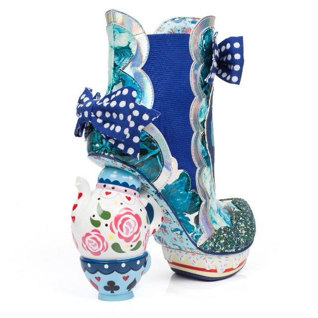zapatos Alicia en el Pais de las Maravillas 6