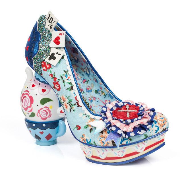 zapatos Alicia en el Pais de las Maravillas 8