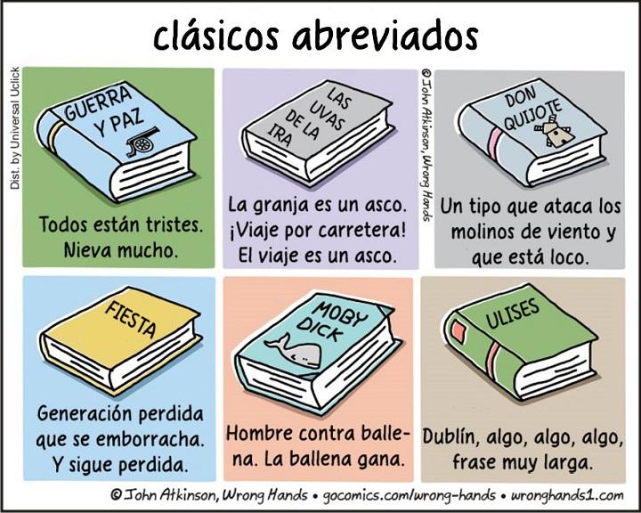 libros clasicos abreviados 1