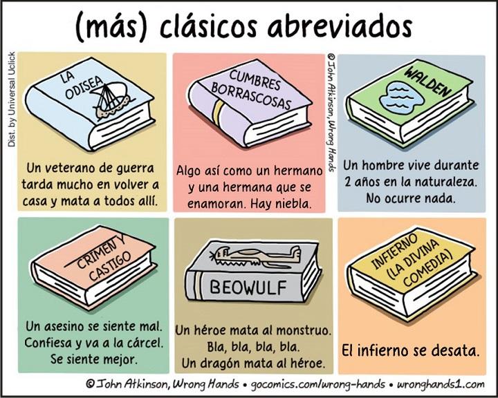 libros clasicos abreviados 2