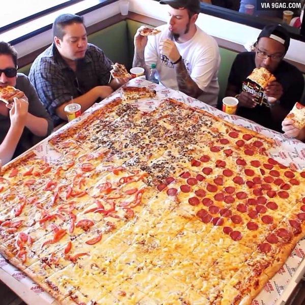 foto de Pizza familiar XXL
