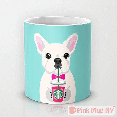 tazas perros bebiendo Starbucks 8