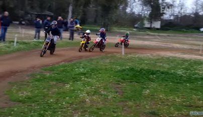 competicion de motos