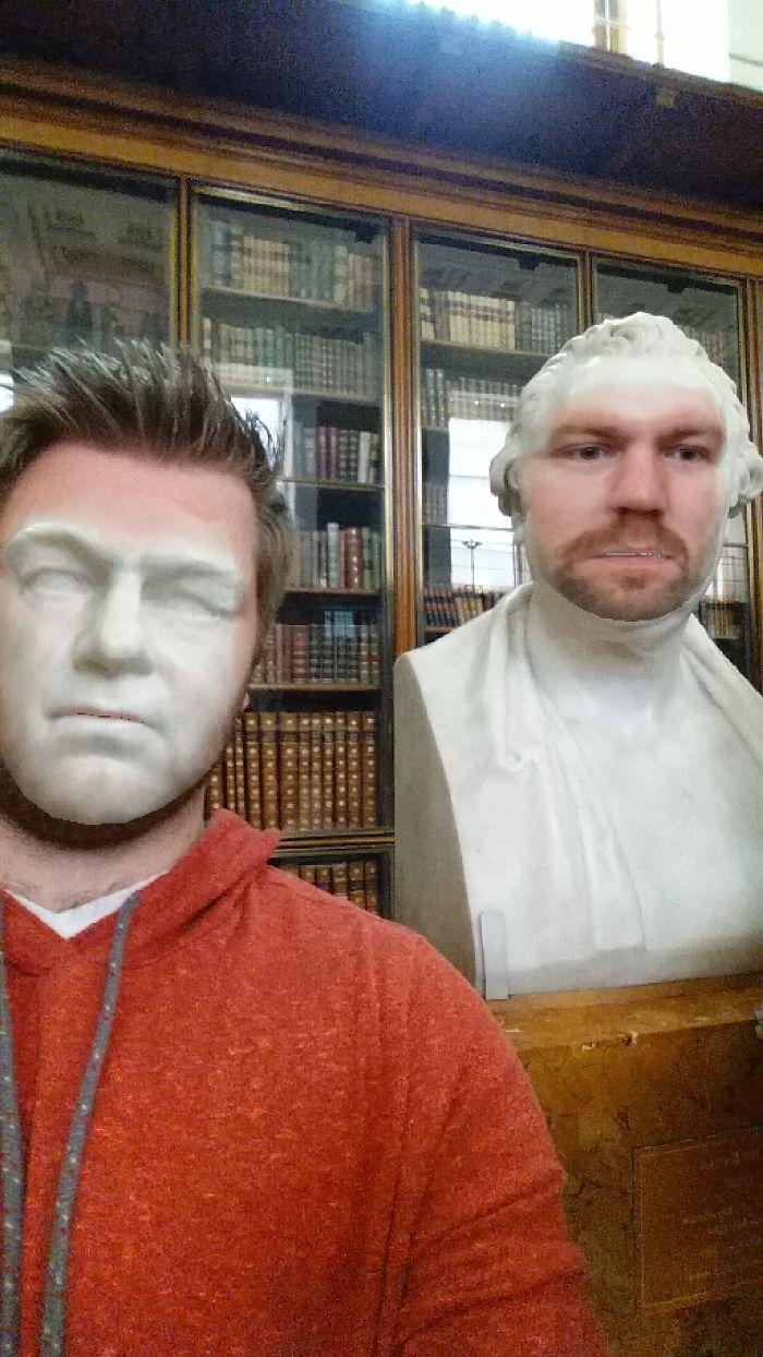 face swap museo britanico 6