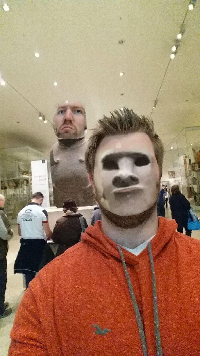 face swap museo britanico 8
