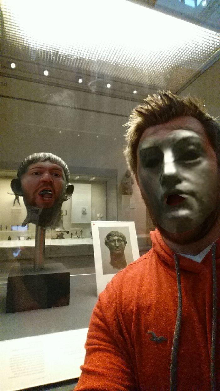 face swap museo britanico 9