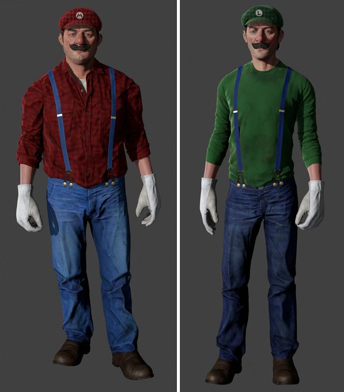 personajes dibujos animados reales 6