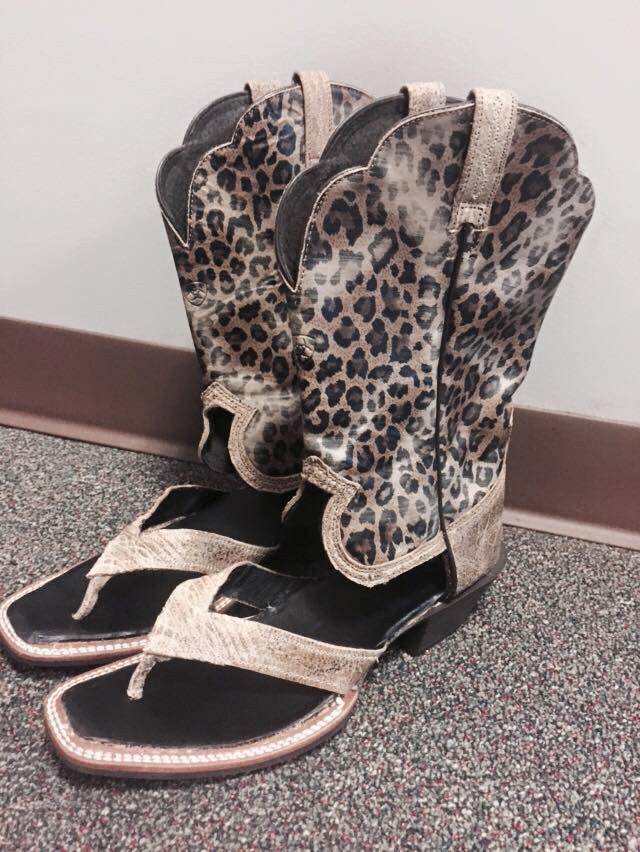sandalias de cowboy 2