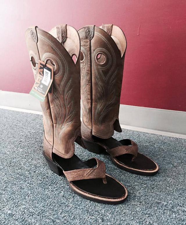 sandalias de cowboy 3