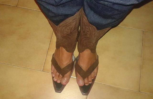 sandalias de cowboy 4