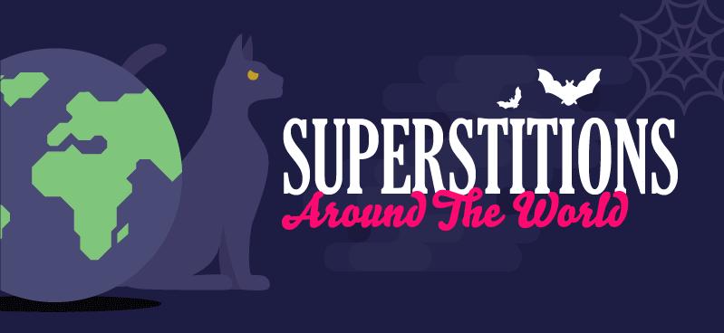 supersticiones en el mundo