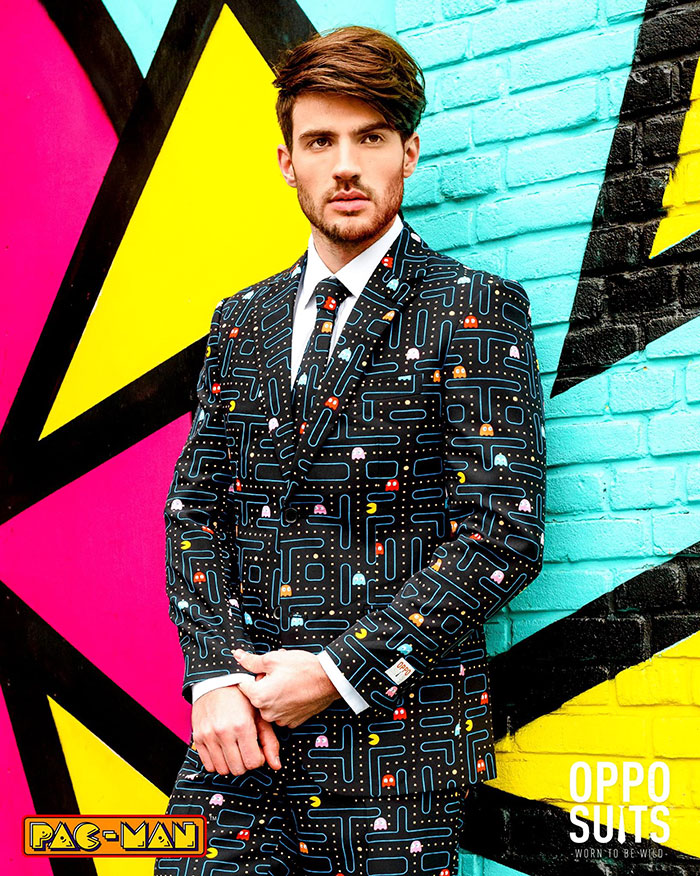 traje de Pac-Man 5