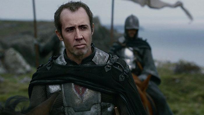 Nicholas Cage Juego de Tronos 1