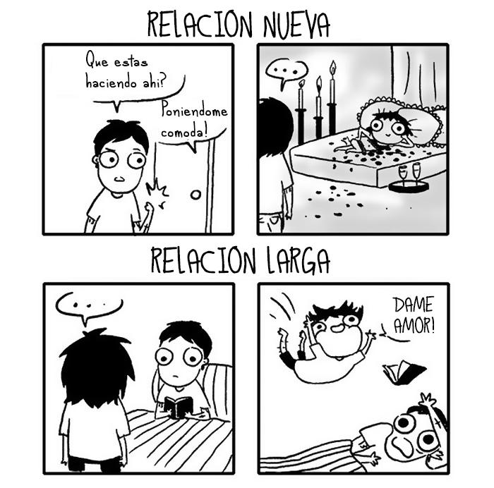 cambios en las relaciones 6