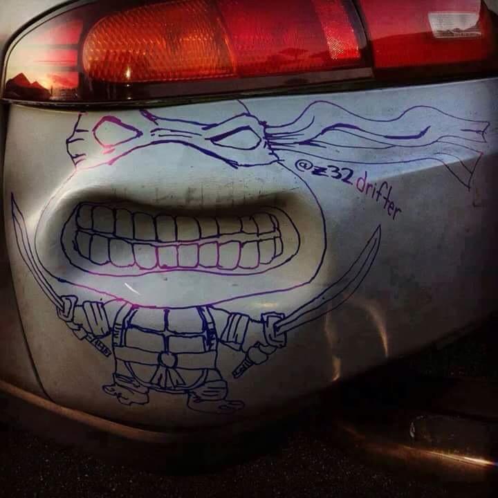 golpe coche