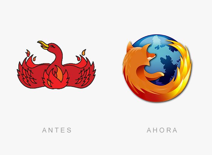 logos antes y ahora 1