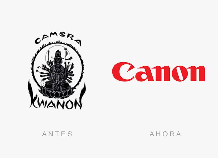 logos antes y ahora 11