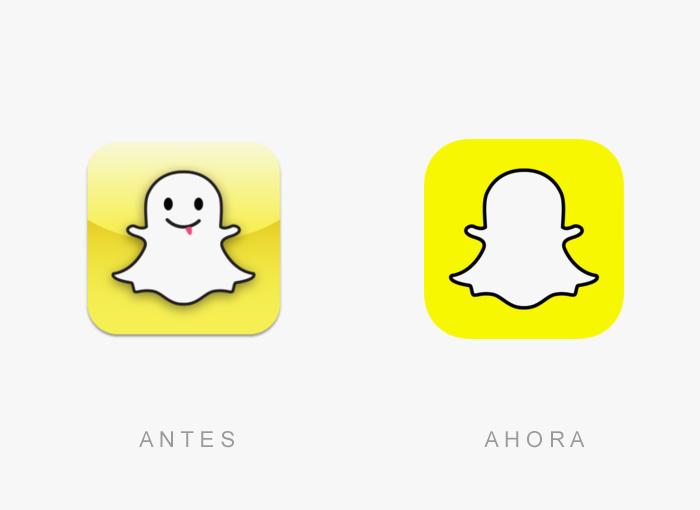 logos antes y ahora 4