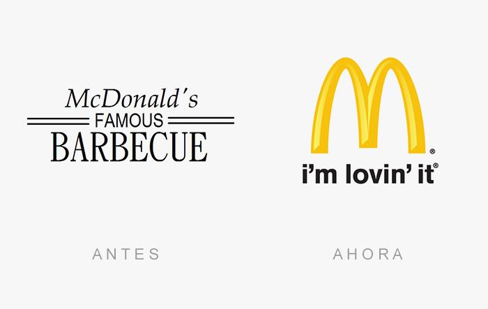 logos antes y ahora 7