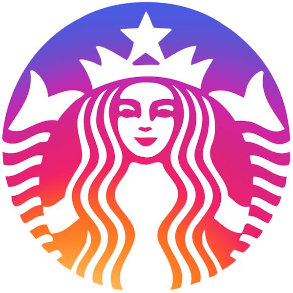 logotipos gradiente Instagram 1