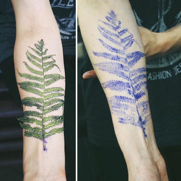 tatuajes botanicos 4
