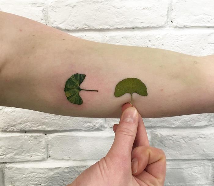 tatuajes botanicos 5