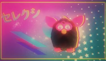 Furby Japon