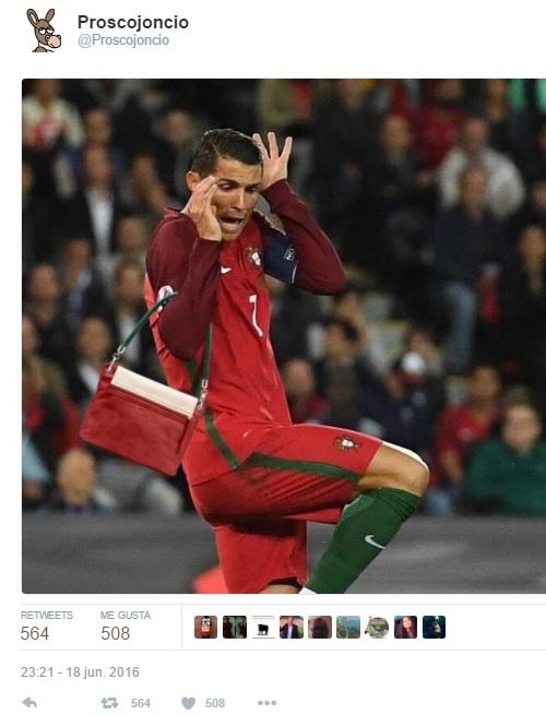 Internet Cristiano Ronaldo 13