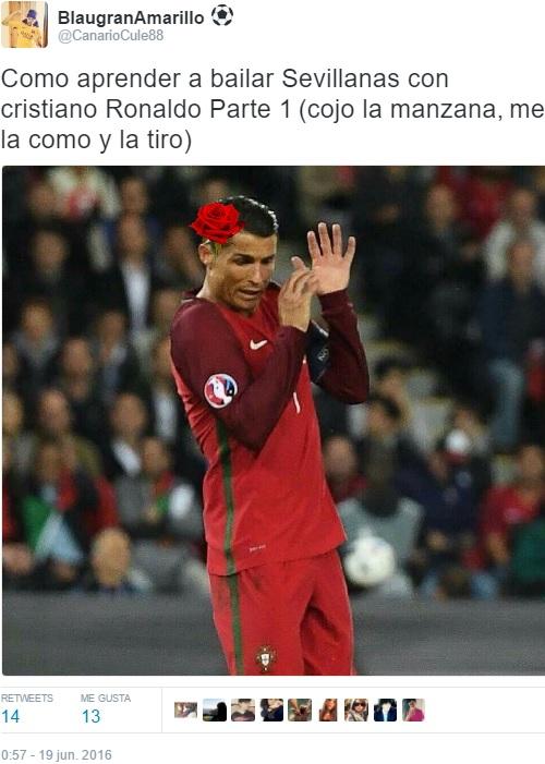 Internet Cristiano Ronaldo 14