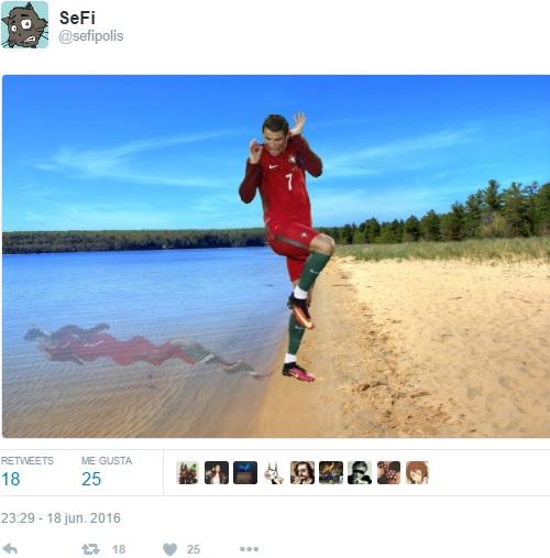 Internet Cristiano Ronaldo 9