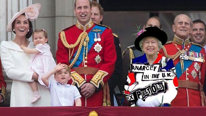 Isabel II fotomontajes 4