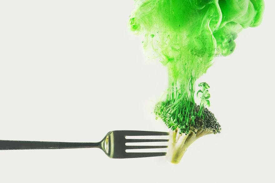 alimentos disolviendose colores 2