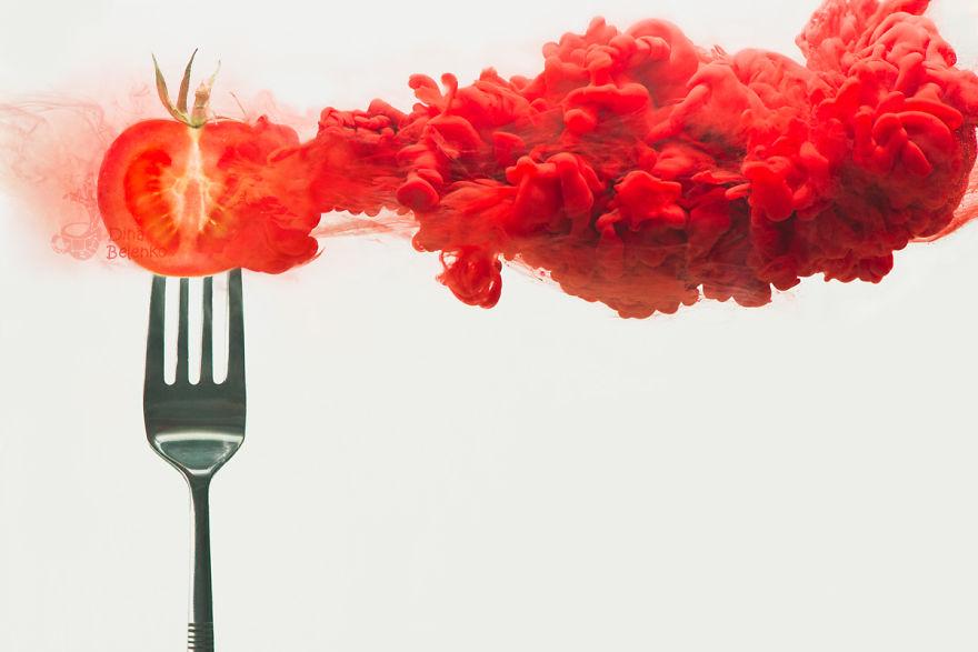 alimentos disolviendose colores 5