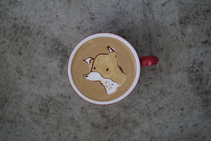 cafe dibujos 10