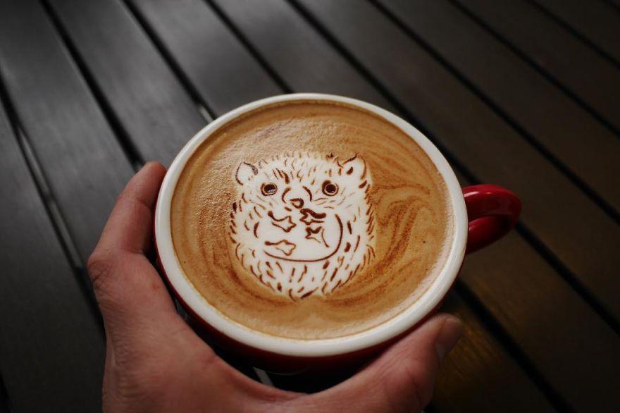 cafe dibujos 11