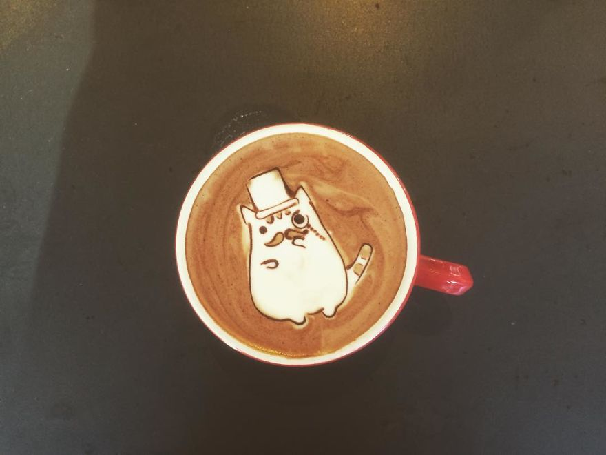 cafe dibujos 12
