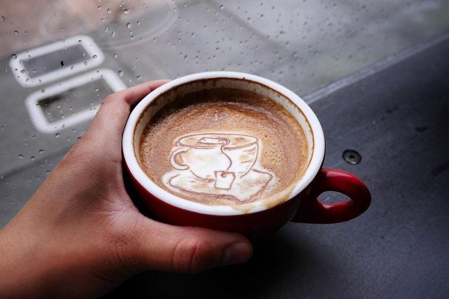 cafe dibujos 13