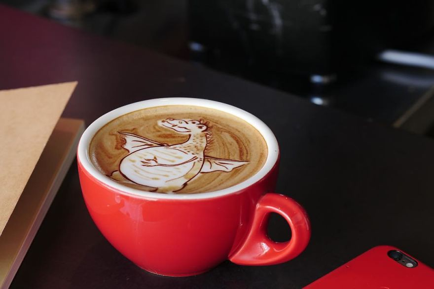 cafe dibujos 14